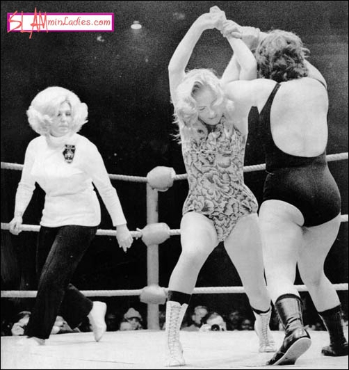 Old Time Ladies Wrestling http://www.glorywrestling.com/PODArchive.asp?pod=1314072000